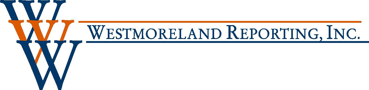 Westmoreland Reporting, Inc.